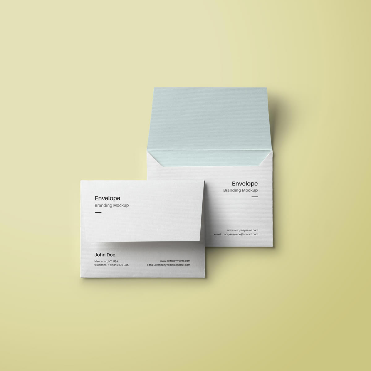 Personal Mail Templates